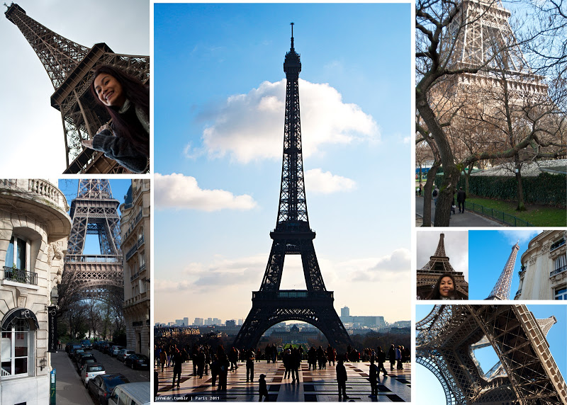 Located at Champs de Mars. Designed by the French engineer Gustave Eiffel